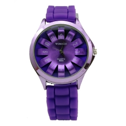 WOMAGE hodinky Violet