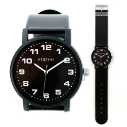 NeXtime Dash Black