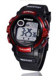 Synoke Sport red