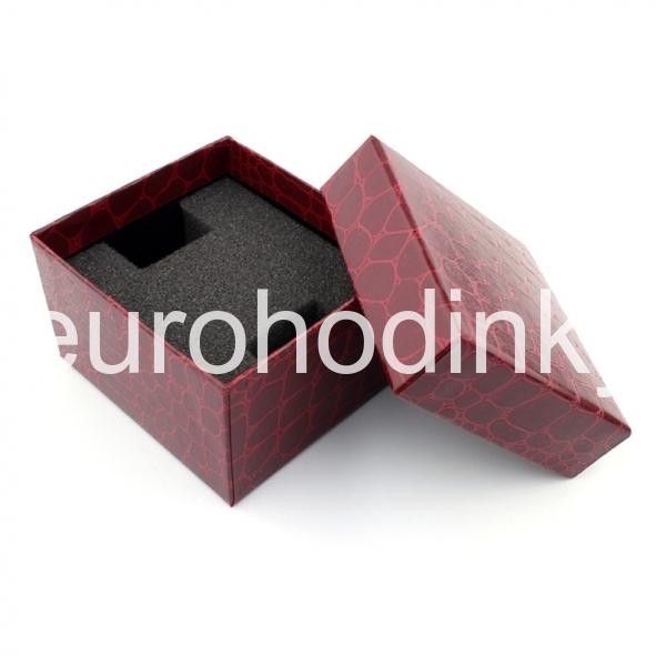 26b344b47 Ozdobná krabička s výplní - červená